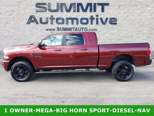 2017 Ram 2500 Mega Cab 4x4, Pickup #10267 - photo 1