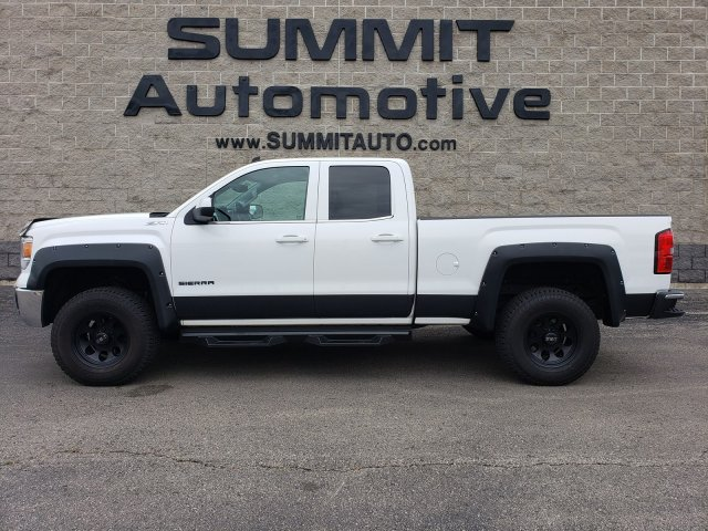 2014 Sierra 1500 Double Cab 4x4,  Pickup #10270 - photo 1