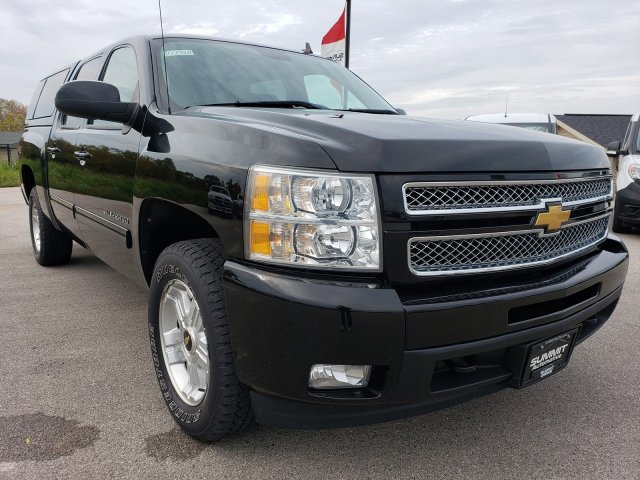 2012 Silverado 1500 Crew Cab 4x4, Pickup #10292A - photo 3