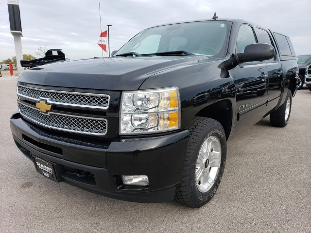 2012 Silverado 1500 Crew Cab 4x4, Pickup #10292A - photo 4