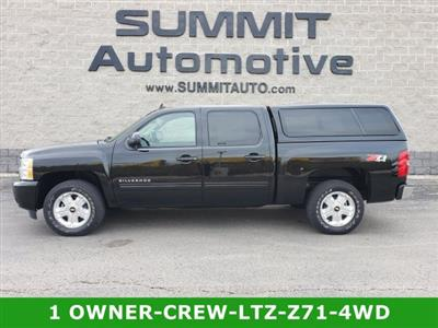 2012 Silverado 1500 Crew Cab 4x4, Pickup #10292A - photo 1