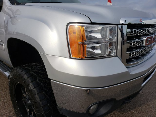 2014 Sierra 2500 Crew Cab 4x4, Pickup #10343 - photo 19