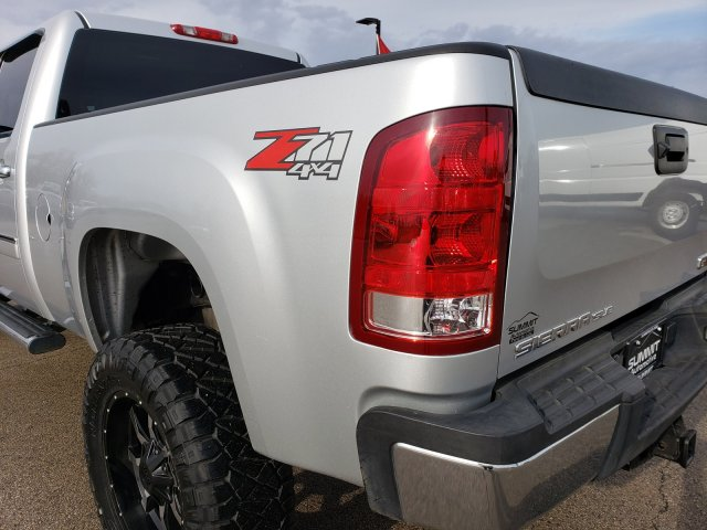 2014 Sierra 2500 Crew Cab 4x4, Pickup #10343 - photo 23
