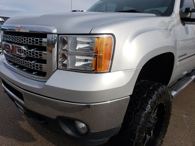 2014 Sierra 2500 Crew Cab 4x4, Pickup #10343 - photo 26