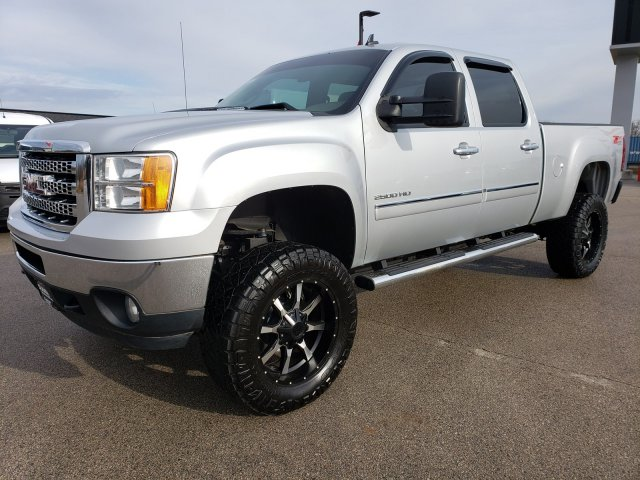 2014 Sierra 2500 Crew Cab 4x4, Pickup #10343 - photo 3