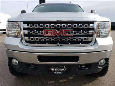2014 Sierra 2500 Crew Cab 4x4, Pickup #10343 - photo 18