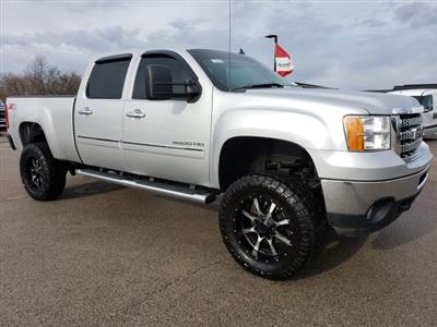 2014 Sierra 2500 Crew Cab 4x4, Pickup #10343 - photo 2