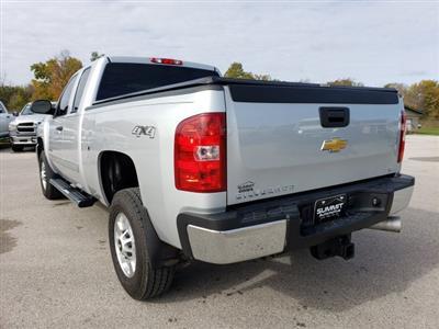 2011 Silverado 2500 Extended Cab 4x4, Pickup #10355 - photo 2