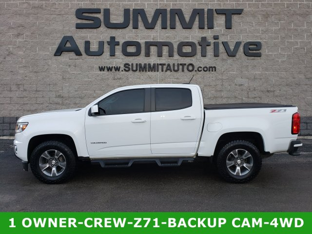 2018 Colorado Crew Cab 4x4, Pickup #10356B - photo 1