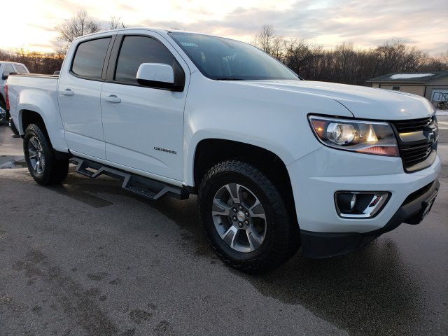 2018 Colorado Crew Cab 4x4, Pickup #10356B - photo 2