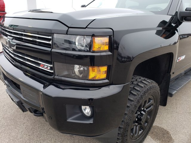 2016 Silverado 2500 Crew Cab 4x4, Pickup #10366 - photo 31