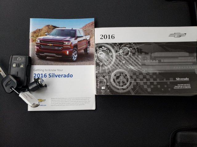 2016 Silverado 2500 Crew Cab 4x4, Pickup #10366 - photo 39