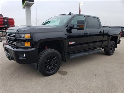 2016 Silverado 2500 Crew Cab 4x4, Pickup #10366 - photo 4