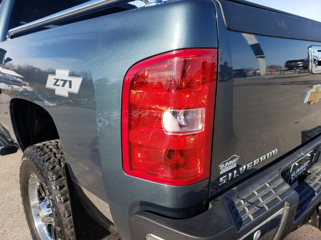 2013 Silverado 2500 Crew Cab 4x4, Pickup #10380 - photo 25