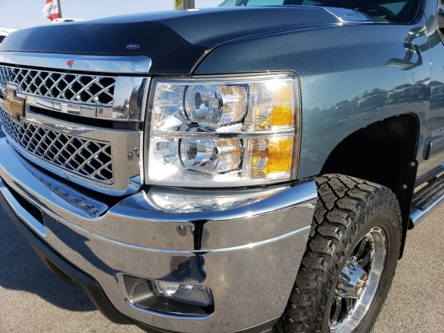 2013 Silverado 2500 Crew Cab 4x4, Pickup #10380 - photo 28