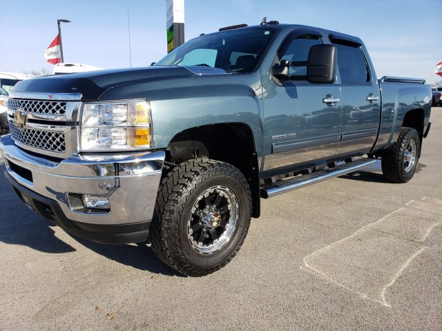 2013 Silverado 2500 Crew Cab 4x4, Pickup #10380 - photo 4