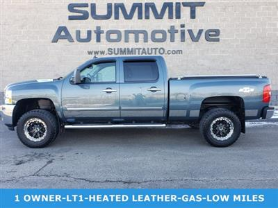 2013 Silverado 2500 Crew Cab 4x4, Pickup #10380 - photo 1