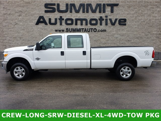 2015 F-350 Crew Cab 4x4, Pickup #10381 - photo 1