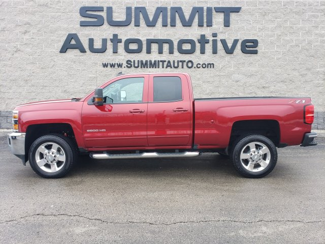 2018 Silverado 2500 Double Cab 4x4,  Pickup #10390 - photo 1
