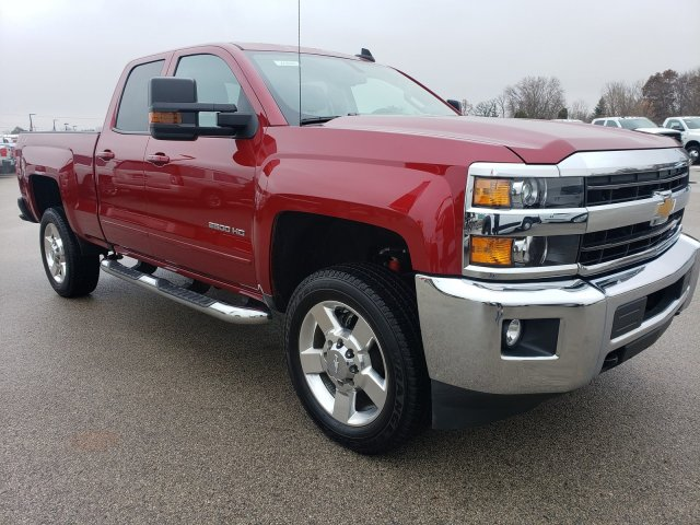 2018 Silverado 2500 Double Cab 4x4,  Pickup #10390 - photo 3