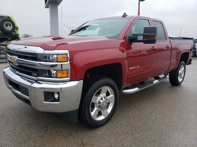 2018 Silverado 2500 Double Cab 4x4,  Pickup #10390 - photo 4