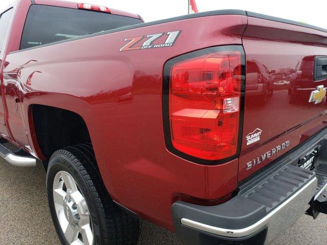 2018 Silverado 2500 Double Cab 4x4,  Pickup #10390 - photo 31