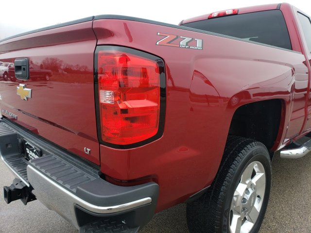 2018 Silverado 2500 Double Cab 4x4,  Pickup #10390 - photo 33