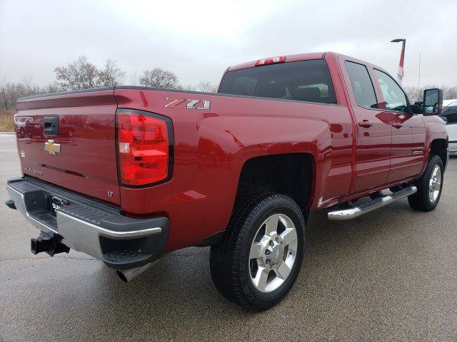 2018 Silverado 2500 Double Cab 4x4,  Pickup #10390 - photo 2