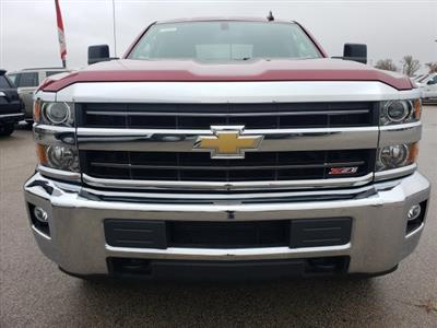 2018 Silverado 2500 Double Cab 4x4,  Pickup #10390 - photo 28