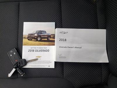 2018 Silverado 2500 Double Cab 4x4,  Pickup #10390 - photo 36