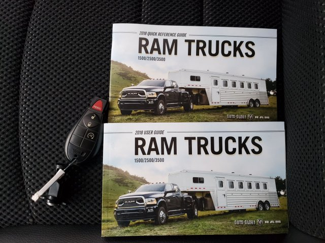 2018 Ram 2500 Crew Cab 4x4, Pickup #10396 - photo 38