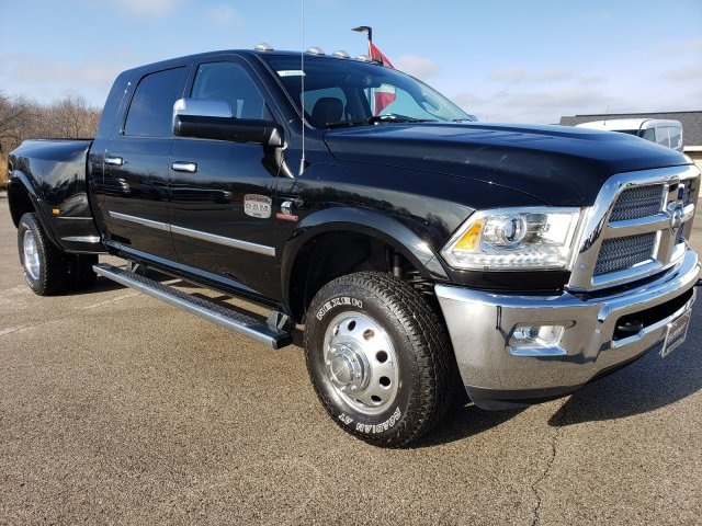 2014 Ram 3500 Mega Cab DRW 4x4, Pickup #10408 - photo 3