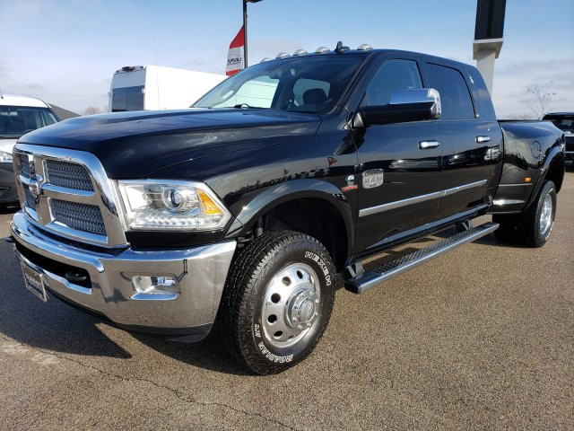 2014 Ram 3500 Mega Cab DRW 4x4, Pickup #10408 - photo 4