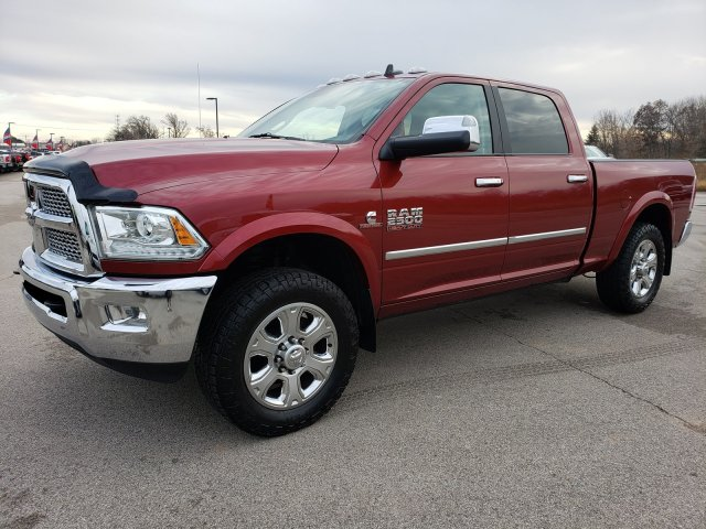 2015 Ram 2500 Crew Cab 4x4, Pickup #10409 - photo 4