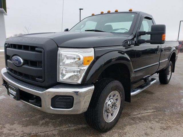 2015 F-250 Regular Cab 4x4, Pickup #10413A - photo 3