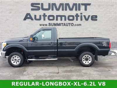 2015 F-250 Regular Cab 4x4, Pickup #10413A - photo 1