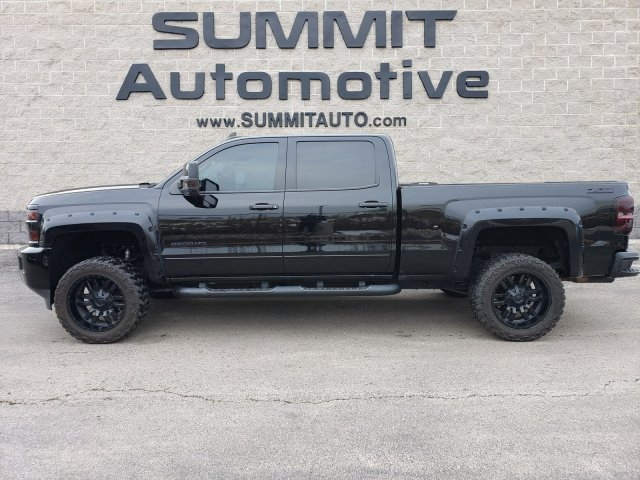 2016 Silverado 2500 Crew Cab 4x4, Pickup #10414 - photo 1