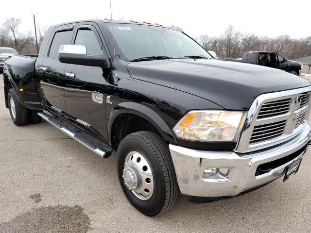 2012 Ram 3500 Mega Cab DRW 4x4, Pickup #10415 - photo 3