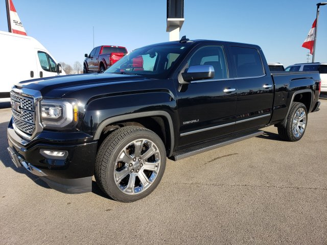 2017 Sierra 1500 Crew Cab 4x4, Pickup #10423 - photo 3