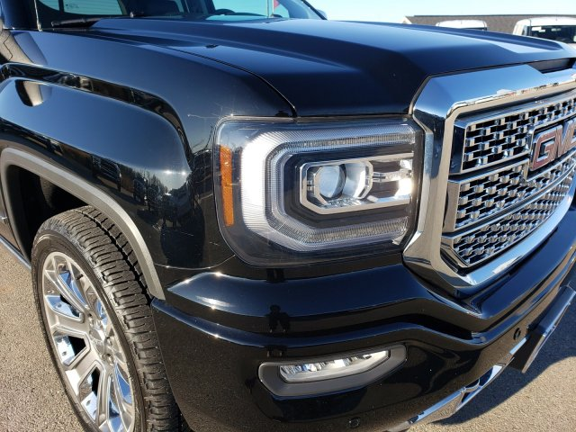 2017 Sierra 1500 Crew Cab 4x4, Pickup #10423 - photo 40