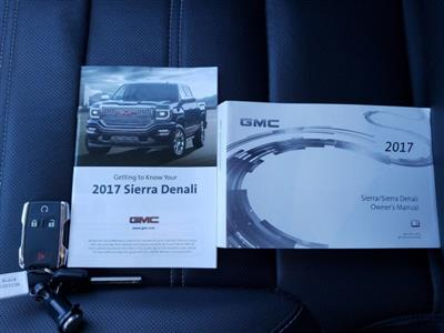 2017 Sierra 1500 Crew Cab 4x4, Pickup #10423 - photo 42