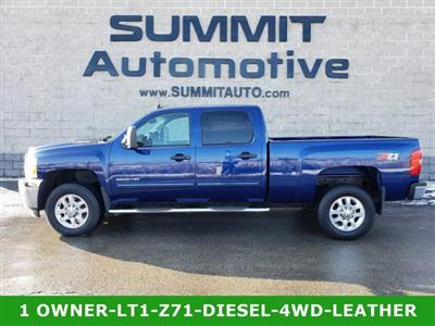 2013 Silverado 2500 Crew Cab 4x4, Pickup #10451 - photo 1