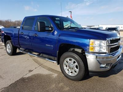 2013 Silverado 2500 Crew Cab 4x4, Pickup #10451 - photo 2
