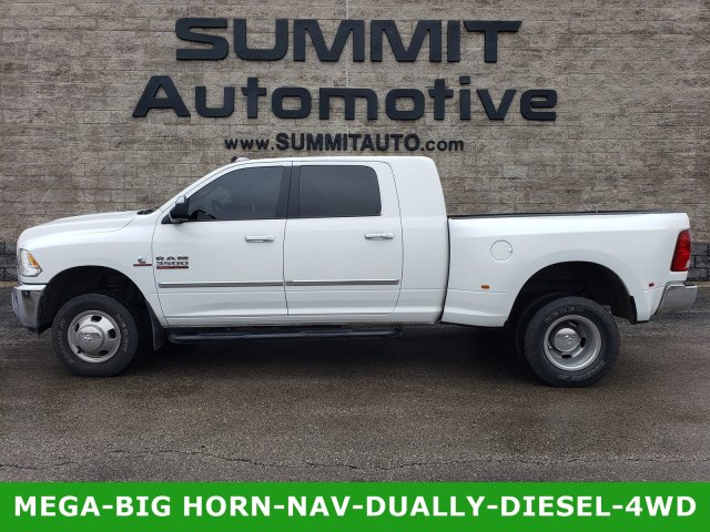 2016 Ram 3500 Mega Cab DRW 4x4, Pickup #10469 - photo 1