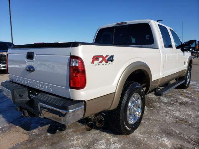 2013 F-250 Crew Cab 4x4, Pickup #10470 - photo 6