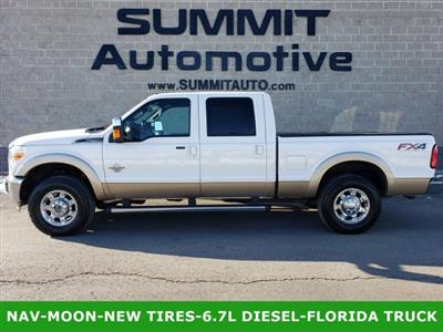 2013 F-250 Crew Cab 4x4, Pickup #10470 - photo 1