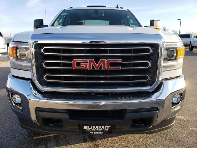 2017 Sierra 2500 Crew Cab 4x4, Pickup #10477 - photo 29