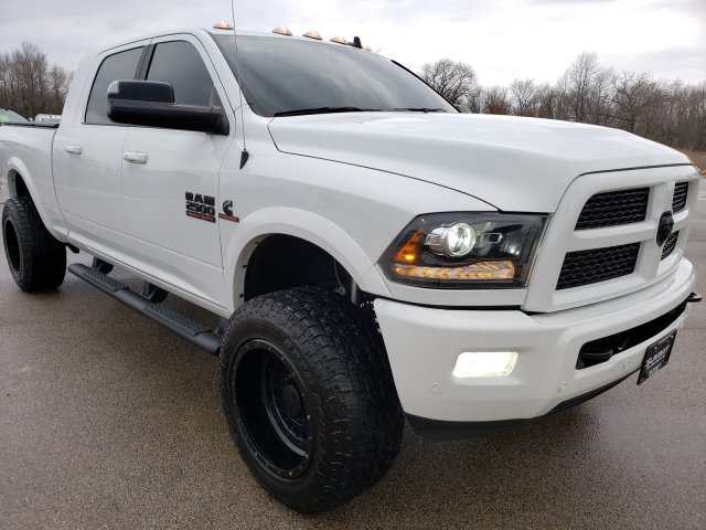2017 Ram 2500 Mega Cab 4x4, Pickup #10485 - photo 4