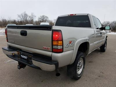 2004 Sierra 2500 Extended Cab 4x4, Pickup #10487A - photo 5