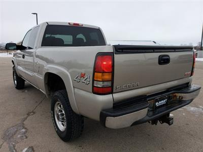 2004 Sierra 2500 Extended Cab 4x4, Pickup #10487A - photo 6